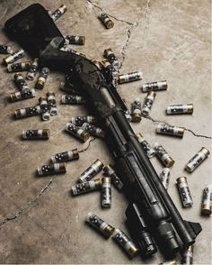 Best Place to Buy Ammo Online Period! Lucky Gunner® carries ammo for sale and only offers in stock cheap ammunition - guaranteed Survival Weapons, Weapons Guns, Guns And Ammo, Tactical Shotgun, Tactical Gear, Airsoft, Bushcraft, Fire Powers, Hunting Rifles