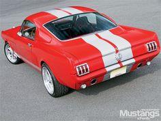 1966 Mustang Fastback GT 350