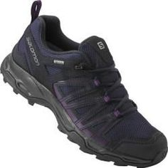 Hiking shoes & hiking boots for women - Salomon ladies multifunctional shoes Eastwood Gtx, size in blue SalomonSalomon - Trail Running Shoes, Hiking Shoes, Runners World, Black Makeup Artist, One Carat Diamond, Summer Hiking Outfit, Mens Hiking Boots, Summer Makeup Looks, Asics Women