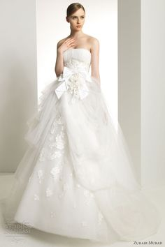 zuhair-murad-bridal-2013-kansas-wedding-dress-strapless-tulle-ball-gown