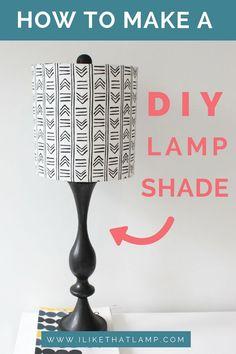 1189 best diy lampshade ideas images on pinterest in 2018 diy diy drum lampshades solutioingenieria Gallery
