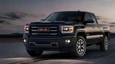 2014 GMC Duramax looks good. Only downside to these in AZ is the law regarding mud flaps with a lift kit...