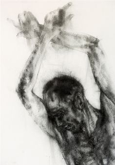 Candle flame drawing by South African artist Diane Victor, from the Transcend se. Smoke Drawing, Smoke Painting, Painting & Drawing, Life Drawing, Figure Drawing, Drawing Sketches, Art Drawings, Sketches Of People, Alberto Giacometti