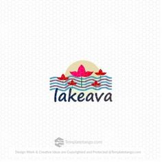 Logo Lake Flower Logo