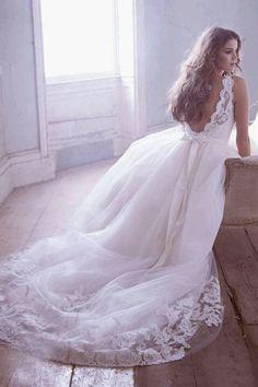 Wenn ich jemals heiraten sollte, ist dies DAS Kleid!