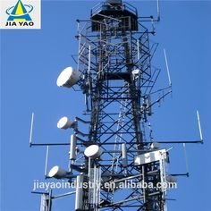 This Triangular Antenna Cell Tower Is One Of Many Kinds Of