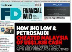 Singapura komited bertindak terhadap bank yang langgar undang-undang dalam skandal 1MDB - Berita internet hangat!
