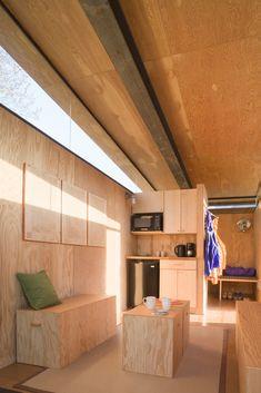 Galería de Rolling Huts / Olson Kundig - 12