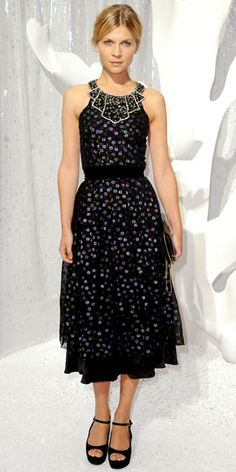Clemence Poesy - Star Finder Gallery - Celebrity - InStyle