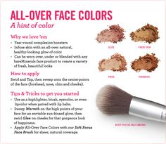 Pin 5    #bareMinerals  #READYtowin  Can't get enough of this color:    Warmth All-Over Face Color | Makeup | bareMinerals