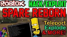 ROBLOX Exploit & Hack: SPARE REBORN V1.2.3 | (UPDATED!) | TELEPORT, EXPL...