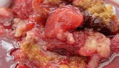 Triple Berry Cobbler - This mixed berry cobbler tastes like an old fashioned cobbler recipe Grandma made with raspberries, blackberries and blueberries. Southern Blackberry Cobbler, Triple Berry Cobbler, Easy Cherry Cobbler, Mixed Berry Cobbler, Strawberry Cobbler, Strawberry Crisp, Canned Blueberries, Strawberries, Scones Ingredients