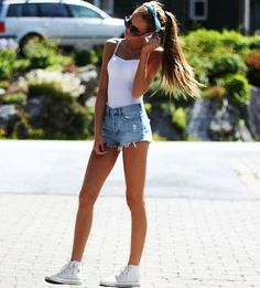 breezy cali style- this is a cute look, but i'll always like sophisticated city girl looks more