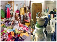 Como organizar uma casa ! Para quem tem dificuldade de colocar as coisas em ordem , ter uma  ...