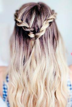 DIY Hairstyles: Easy Rope Braid Hair Tutorial ★ See more: http://lovehairstyles.com/ideas-how-to-style-rope-braid/