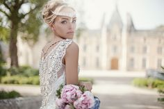 If you like this picture and hope the same for your coming wedding, don't hesitate to contact our agency : weddinginfrance.fr/en  #princessdress#blondbride#bride#castle#russianweddinginfrance#frenchwedding#frenchchateau#marriedcouple#princesswedding#jewelsdress#whiteweddingdress#weddingdresstrain#train#mariageenfrance#frenchmarriage#weddinginparis#weddinginfrance#frenchwedding#uniqueplacetomarry