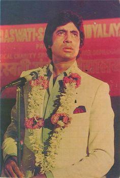 Amitabh #bollywood #hunk