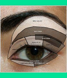 Eye Makeup Guide   Gitsie D.'s (glitzygitsie) Photo   Beautylish