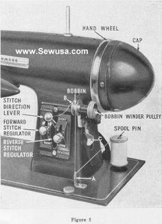 18 best kenmore sewing machine images on pinterest sewing machines 1938 kenmore sewing machine threading diagram fandeluxe Image collections