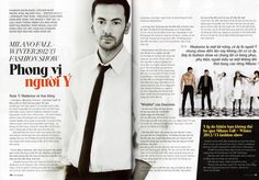 Milano Fashion Show Fall/Winter 2012 interview - www.vincenzodascanio.it