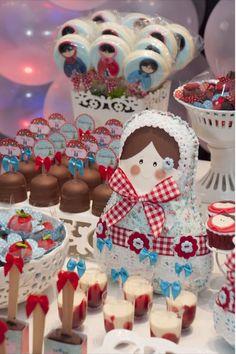 Festa Matrioska  (Matrioska party)