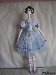 Mimin Dolls: linda bailarina