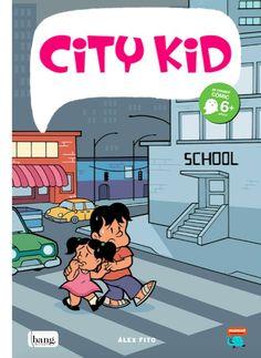 #ZTORYKIDS. City Kid. Juan está acostumbrado y aburrido del pueblecito donde vive, de los caballos y los partidos de fútbol. Pero pronto todo esto acabará. ¡Él y su familia se mudan a la gran ciudad! https://www.ztory.com/es/kids/issue/city-kid-n-1?magazine_id=city-kid