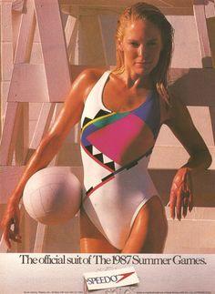 Speedo, 1987
