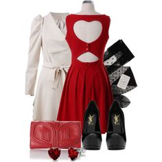 Be Mine, Valentine Contest #1, created by lifebeautiful on Polyvore