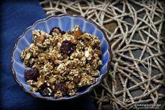 Quinoa Granola - Wendy Polisi