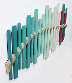Driftwood Art Wood Wall Art 'Spinal Drift III' - Home Design Inspiration Large Wood Wall Art, Metal Tree Wall Art, Unique Wall Art, Wall Wood, Large Art, Art Mural 3d, Grand Art Mural, Wood Slice Crafts, Wood Crafts