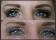 Too Faced Better Than False Lashes before & after www.primebeautyblog.net