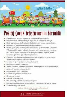 Çocuk için bilgiler