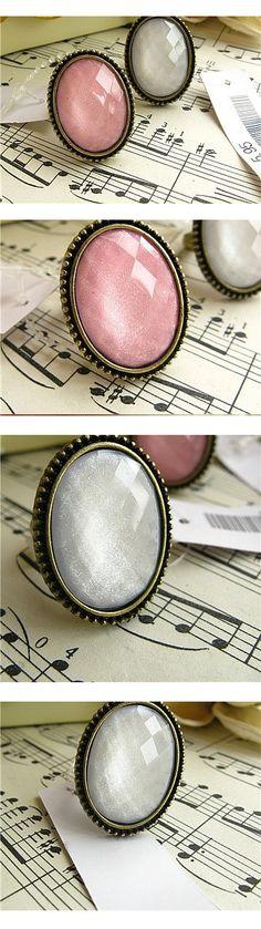 Western Retro Style Simple Oval Shape Finger Ring China Wholesale - Sammydress.com