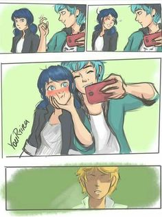 Miraculous Ladybug Comics - Benivenida Club - Miraculous Ladybug Comics – It& Not What You Think – Wattpad - Comics Ladybug, Meraculous Ladybug, Ladybug Crafts, Lady Bug, Luka Miraculous Ladybug, Tikki Y Plagg, Ladybug Und Cat Noir, Adrien Agreste, Marinette And Adrien