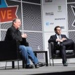 Former US Vice President Al Gore and Napster co-founder Sean Parker tag-teamed a presentation at South by Southwest Interactive, urging Americans to use their. Sean Parker, Al Gore, Presidents, Social Media, America, Apple Business, Daily News, Notebooks, Microsoft