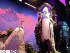Disney Princess Harrods window display -  Rapunzel