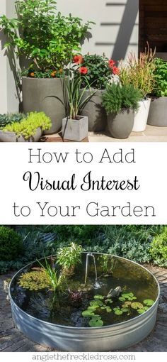 Do you have a small or large backyard? Are you thinking about sprucing out your porch or patio? Well, container gardening is one of the best ways to keep your garden looking beautiful, regardless of the space. Try these container gardening tips for the. Gardening For Beginners, Gardening Tips, Gardening Services, Hydroponic Gardening, Flower Gardening, Gardening Supplies, Flowers Garden, Succulents Garden, Garden Beds