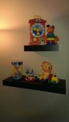 Natural classic toy nursery