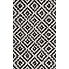 nuLOOM Handmade Abstract Wool Fancy Pixel Trellis Rug (4' x 6') - Free Shipping Today - Overstock.com - 19042047 - Mobile