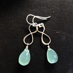 Image of Infinity earrings