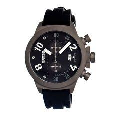 Arnold Watch Men's Black 1, breed, men's watches