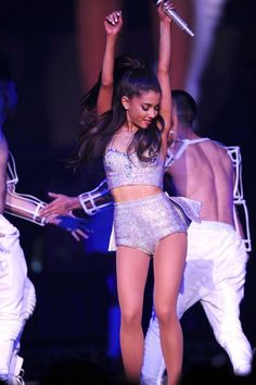 Welcome to GuiltyGrande, your Ultimate source dedicated to the actress and singer Ariana Grande. Ariana Grande Fotos, Ariana Grande Legs, Ariana Grande Concert, Ariana Tour, Ariana Grande Outfits, Ariana Grande Pictures, Icarly, My Everything Ariana Grande, Bilal Hassani