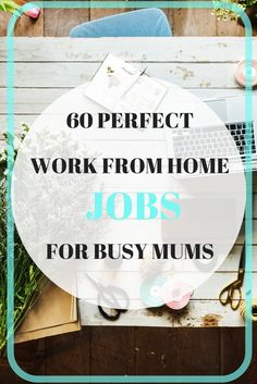 60 ways to make extra money from home and how to make money online. click here to see the best ways you can start today