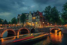 https://flic.kr/p/Mo6FVe | Leidsegracht and Keizersgracht, Amsterdam | Cross of…