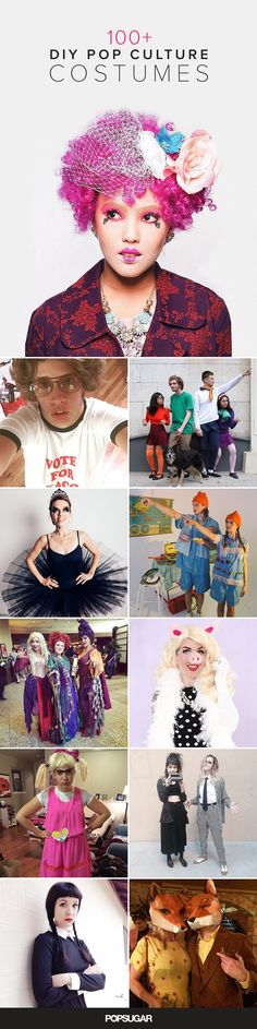 117 Ingenious DIY Costumes From Your Favorite TV Shows and Movies