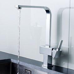 Single lever side action kitchen #taps. http://www.taps4less.com/PP/U-KC312.html