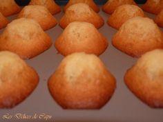Madeleines inratables (de Claire Heitzer) - les délices de Capu