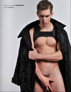 Cupid in Fur Caian Maroni photographed by Daniel Rodrigues