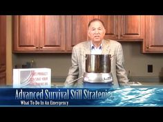 Survival Fire Distillers - Non-Electric Steam Water Distillers. A wide selection of models. Emergency Water, Making Essential Oils, Electric, Survival, Fire, Models, How To Plan, Health, Templates